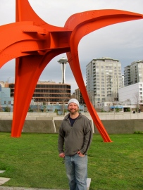 At SAM (Seattle Art Museum) Park