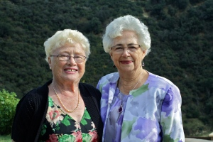 Luke's grandmother and friend