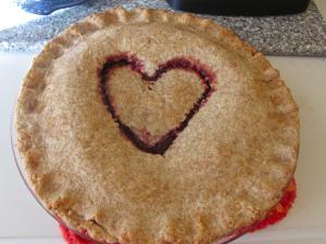 first year's pie