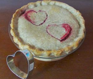 second year pie