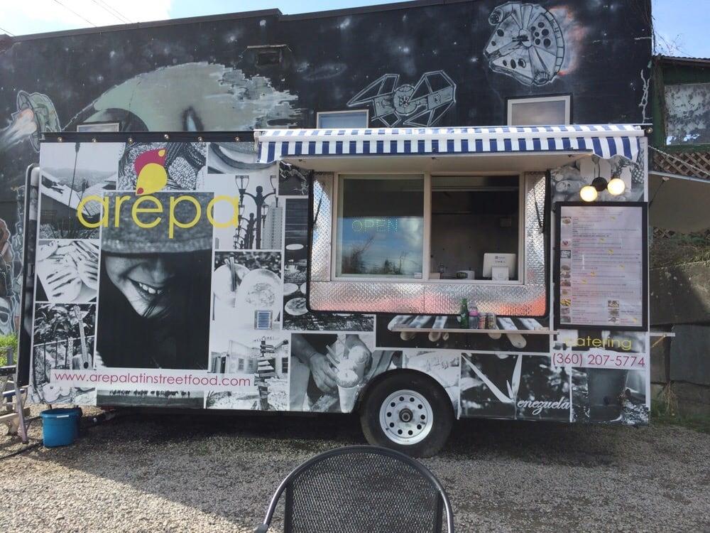 The Corner Venezuelan Food Truck